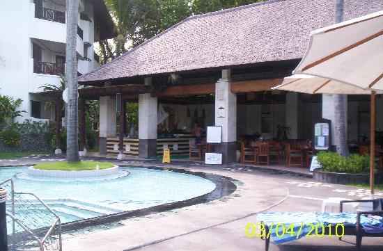 Club Bali Mirage: swimming pool