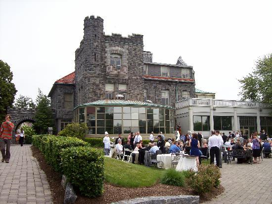 Tarrytown House Estate On The Hudson Tails Terrace