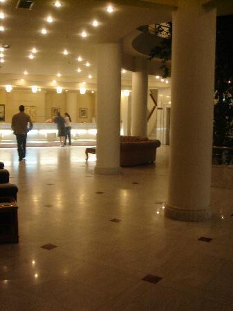 Rethymno Palace: hall