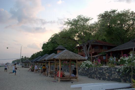 Balai Resort Anilao: Nice beachfront