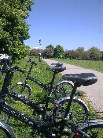Trailhop Adventures - Bike Tours: Regent's Park