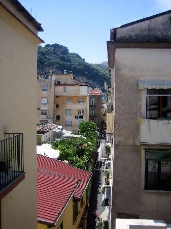 Old Taverna Sorrentina B&B: view from room