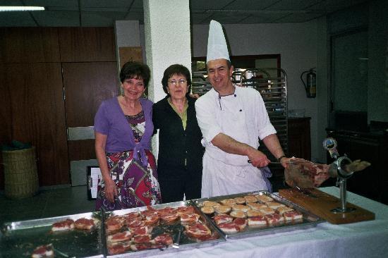 Hotel Papi: restaurant