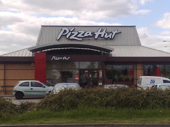 Pizza Hut Hull Kingswood Kingston Upon Hull Menu
