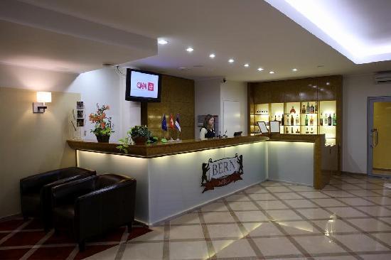 Hotel Bern: Bern reception