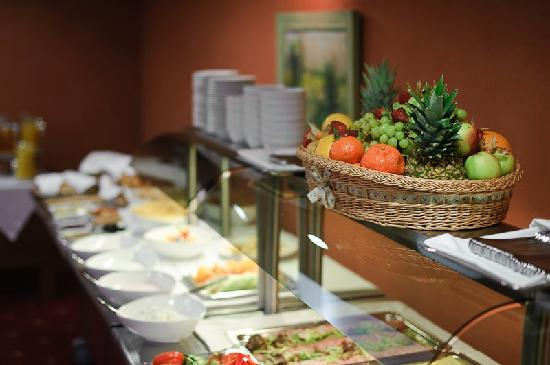 Hotel Bern: Tasteful breakfast at Bern Hotel