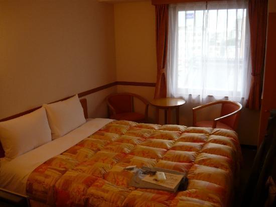 Toyoko Inn Utsunomiya Ekimae: Room