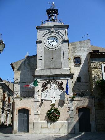 Acerenza, Italien: memorial