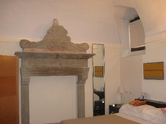 Casa Mancia : Interno camera 10, torre piano terra
