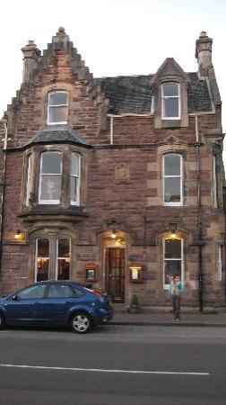 Crags Hotel: Crag's Hotel