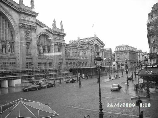 Paryż, Francja: Gare du Nord, Paris