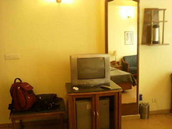Hotel Leela Regency : Room View 2