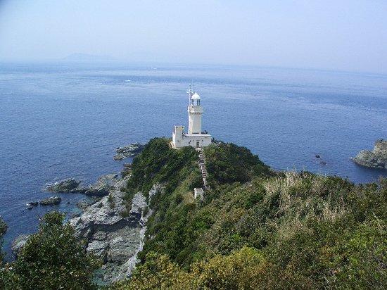 Ikata-cho, Japon : 佐田岬灯台