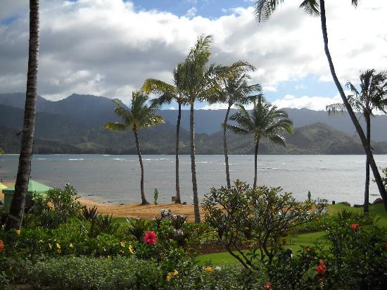 Princeville Resort : View From Our Room