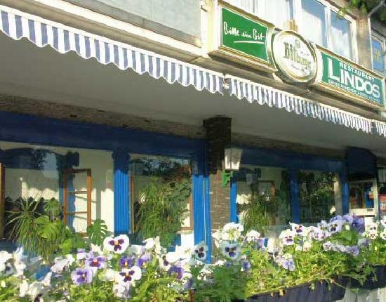 Restaurant Lindos - Inh. Konstantinos Kostinas: Terrase