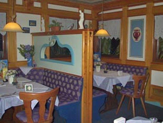 Restaurant Lindos - Inh. Konstantinos Kostinas: gemütliche ecke