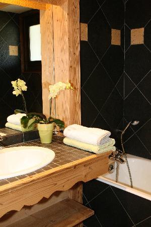 La Cordee: All ensuites have baths