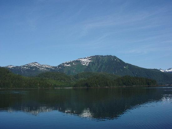 Baranof Wilderness Lodge : Kelp Bay