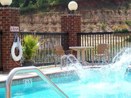 Hampton Inn & Suites Grenada : The pool