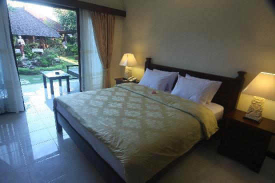 Segara Agung Hotel: deluxe room