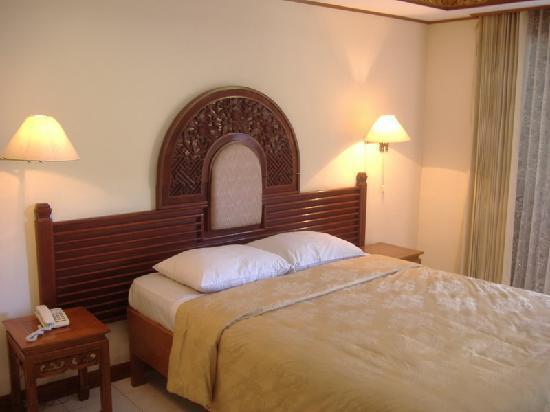 Segara Agung Hotel: superior