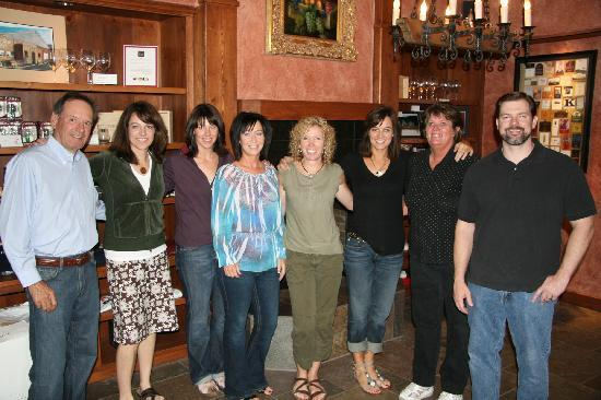 Bergevin Lane Vineyards : We have a great team who love what they do!