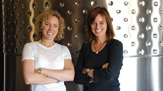 Bergevin Lane Vineyards : Amber Lane and Annette Bergevin- Owners