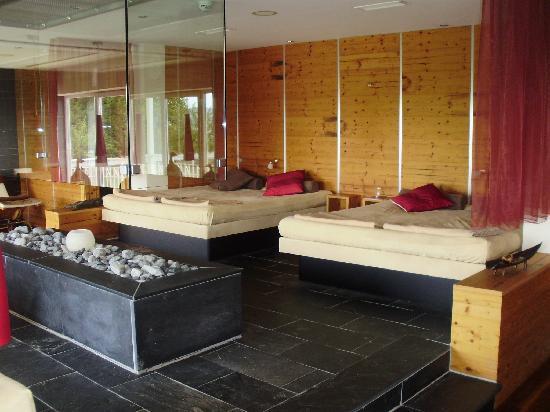 Hotel Almesberger: Relaxbereich