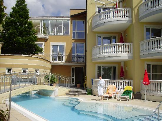 Hotel Almesberger: Hotel