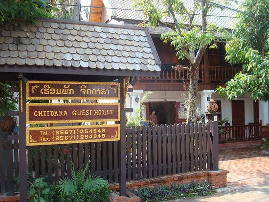 فيلا تشتدارا هوتل: Villa Chitdara