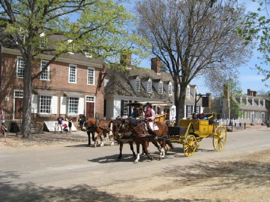 Virginia: Williamsburg Historic town