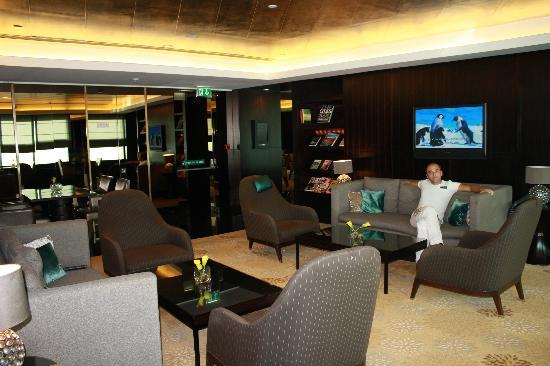 InterContinental Dubai Festival City: Club Lounge