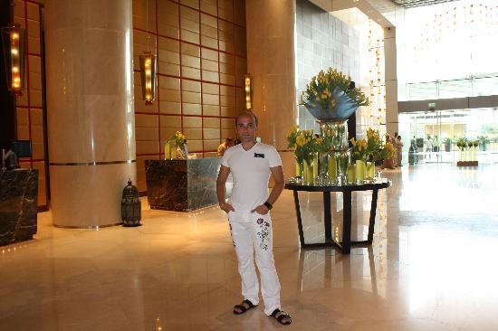 InterContinental Dubai Festival City: reception