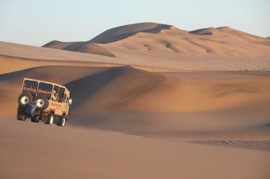 Swakopmund, Namibia: A dune trip with the experts