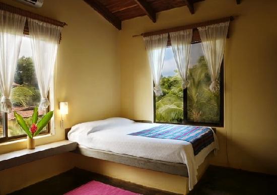 Cafe Playa Negra: your room