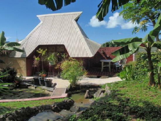 Sunset Hill Lodge: Bungalow Jardin