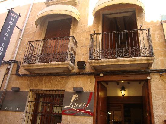 Hostal Loreto : Nice building