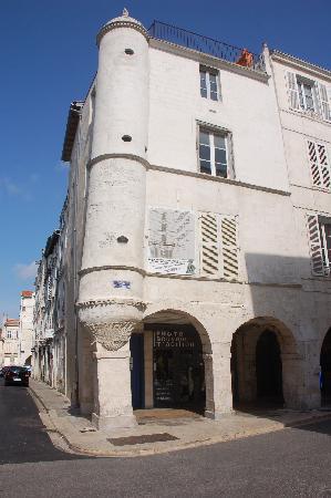 Rue du Palais : Rue Chaudrier