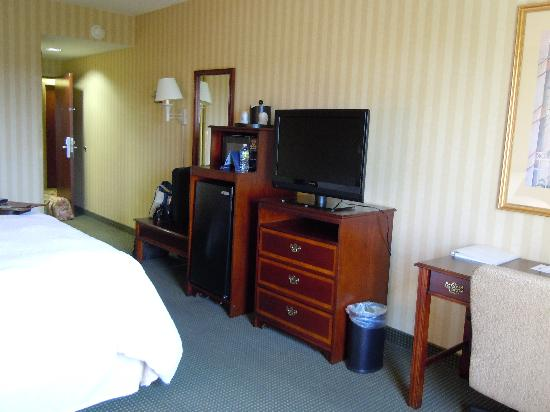 Hampton Inn Waynesboro / Stuarts Draft : we had all we needed