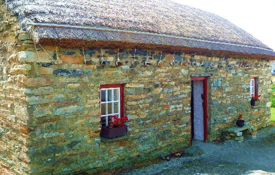 1750'd Dwelling- Glencolmcille Folk Village