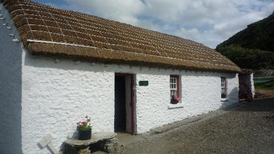 1850's Dwelling- Glencolmcille Folk Village