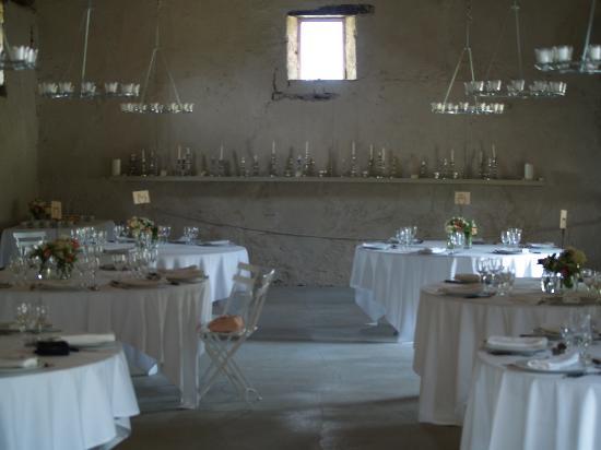Chateau Rigaud : The Barn