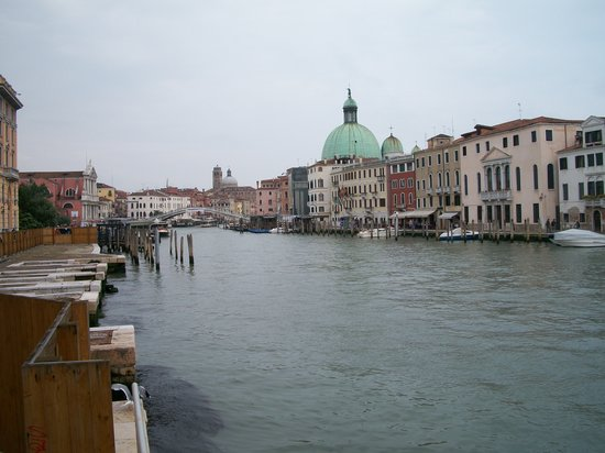 Campalto, Italia: This is your first taste of  Venice