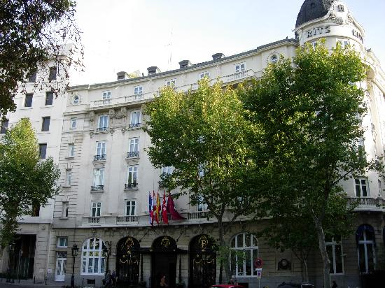 Hotel Ritz, Madrid: The Ritz Madrid