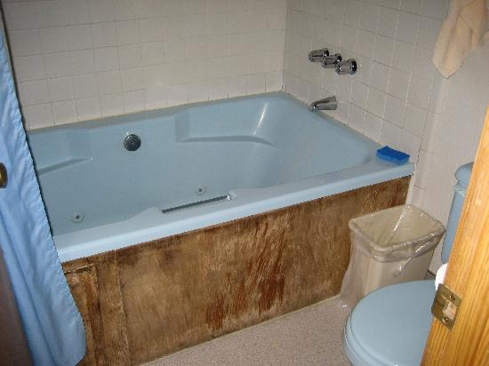 Pinecrest Chalet: The bathtub that didn't work