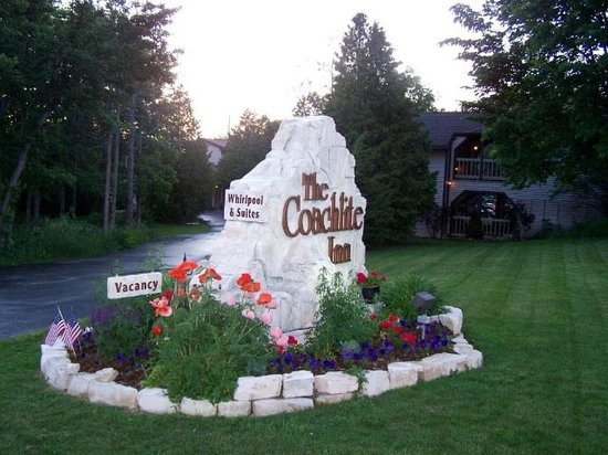 The Coachlite Inn of Sister Bay, WI