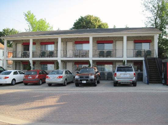 Inn at the Harbour: View of the outside