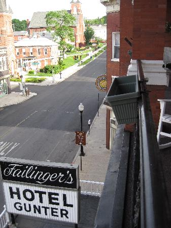 Gunter Hotel: Gunter