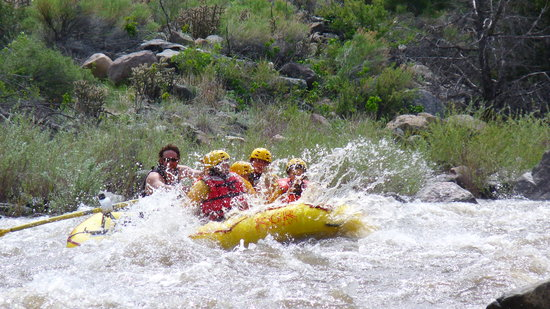 ‪Royal Gorge Rafting‬