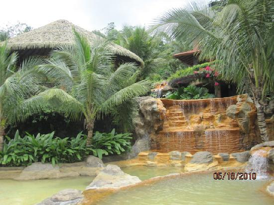 The Springs Resort and Spa: Springs/pools